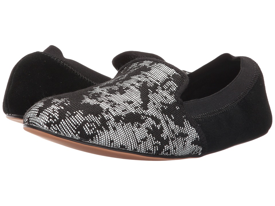 Daniel Green - Lucca (Black) Women's Slippers