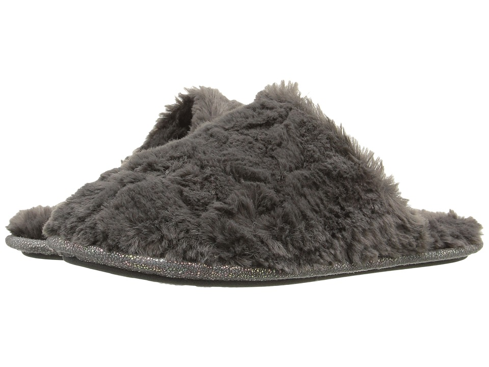 Daniel Green - Holland (Charcoal) Women's Slippers