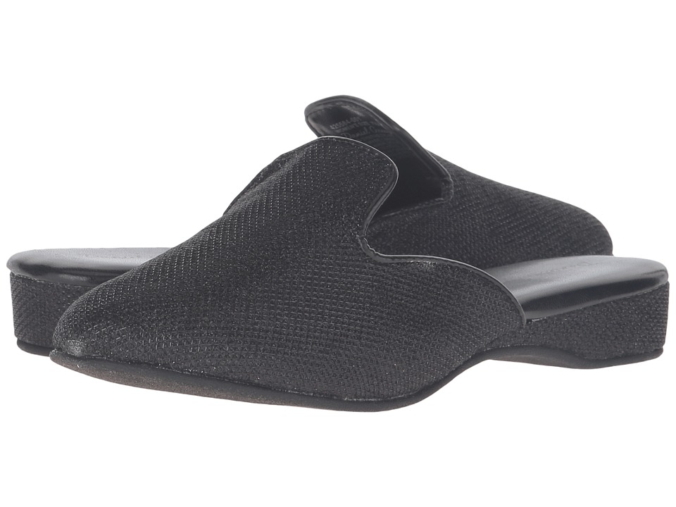 Daniel Green - Harriett (Black) Women's Slippers