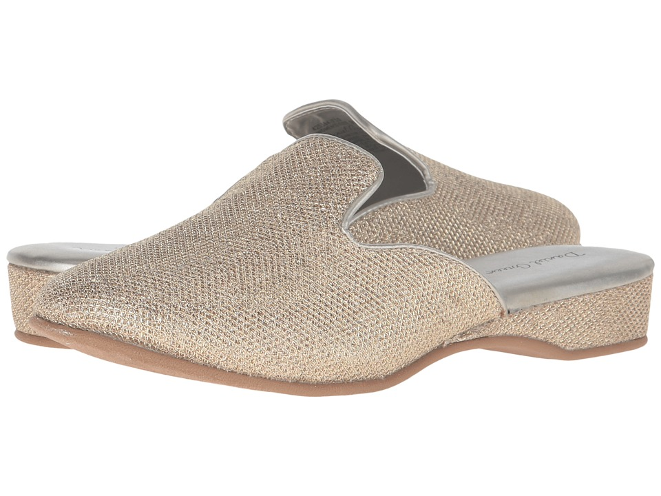 Daniel Green - Harriett (Gold) Women's Slippers