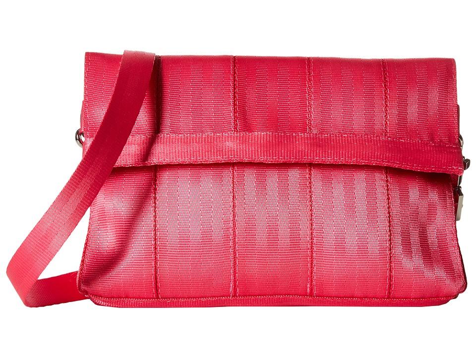 Harveys Seatbelt Bag - Mini Foldover (Melon) Handbags