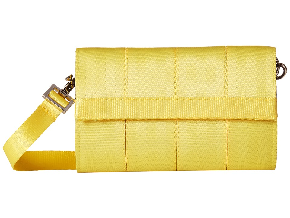 Harveys Seatbelt Bag - Streamline Wallet (Lemon) Bill-fold Wallet
