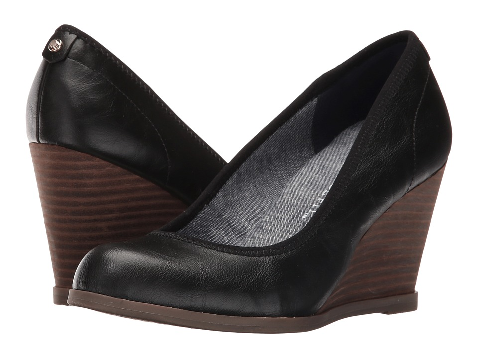 Dr. Scholl's - Penelope (Black) Women's Shoes