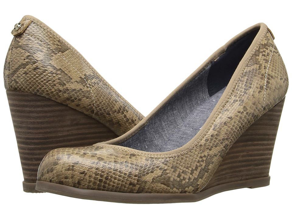 Dr. Scholl's - Penelope (Stucco Snake) Women's Shoes
