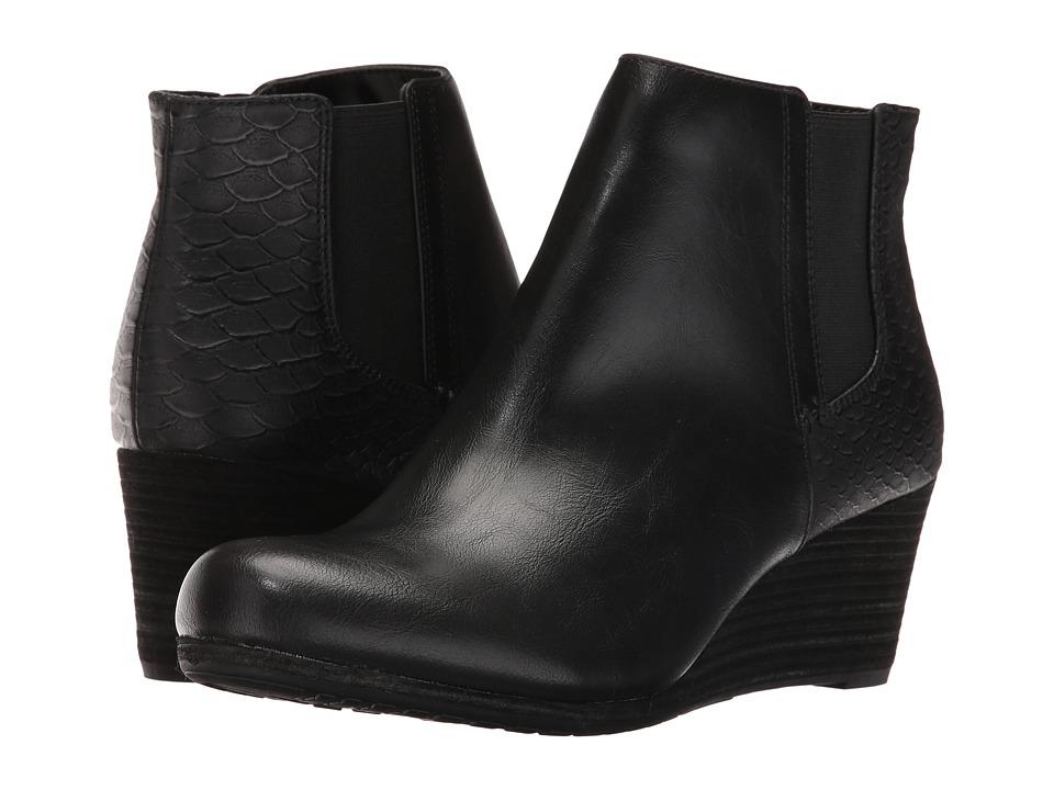 Dr. Scholl's - Dillion (Black) Women's Shoes