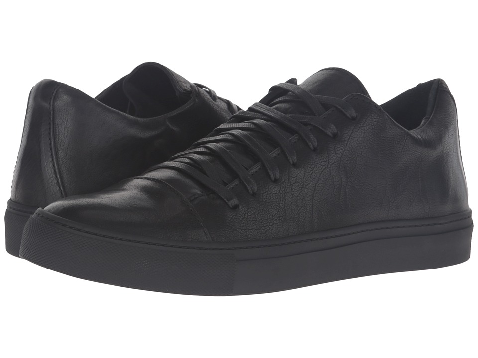 John Varvatos - Reed Low (Black) Men's Shoes