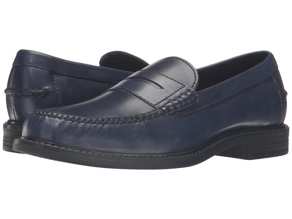 Cole Haan Pinch Campus Penny Rainstorm Toledo Mens Slip-on Dress Shoes