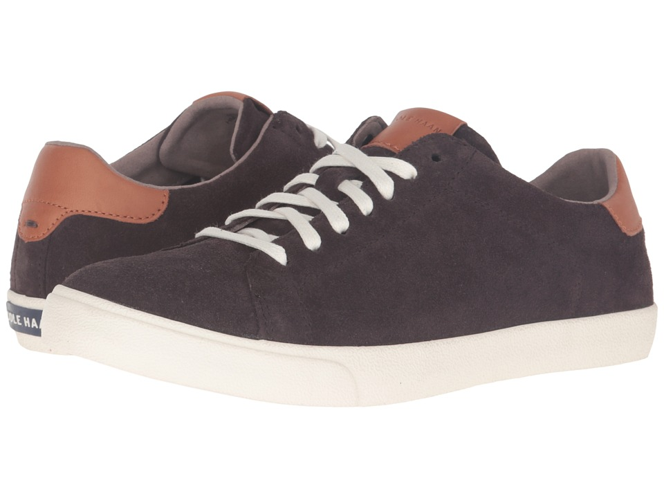 Cole Haan - Trafton Club Court (Java Suede) Men's Shoes