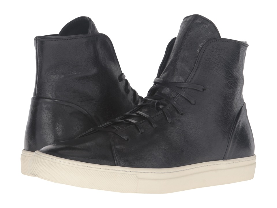 John Varvatos - Reed Wire Sneaker (Black) Men's Shoes