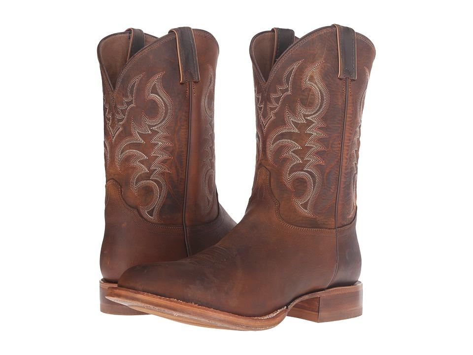 Justin - 2830 (Rough Rider Tobacco) Cowboy Boots