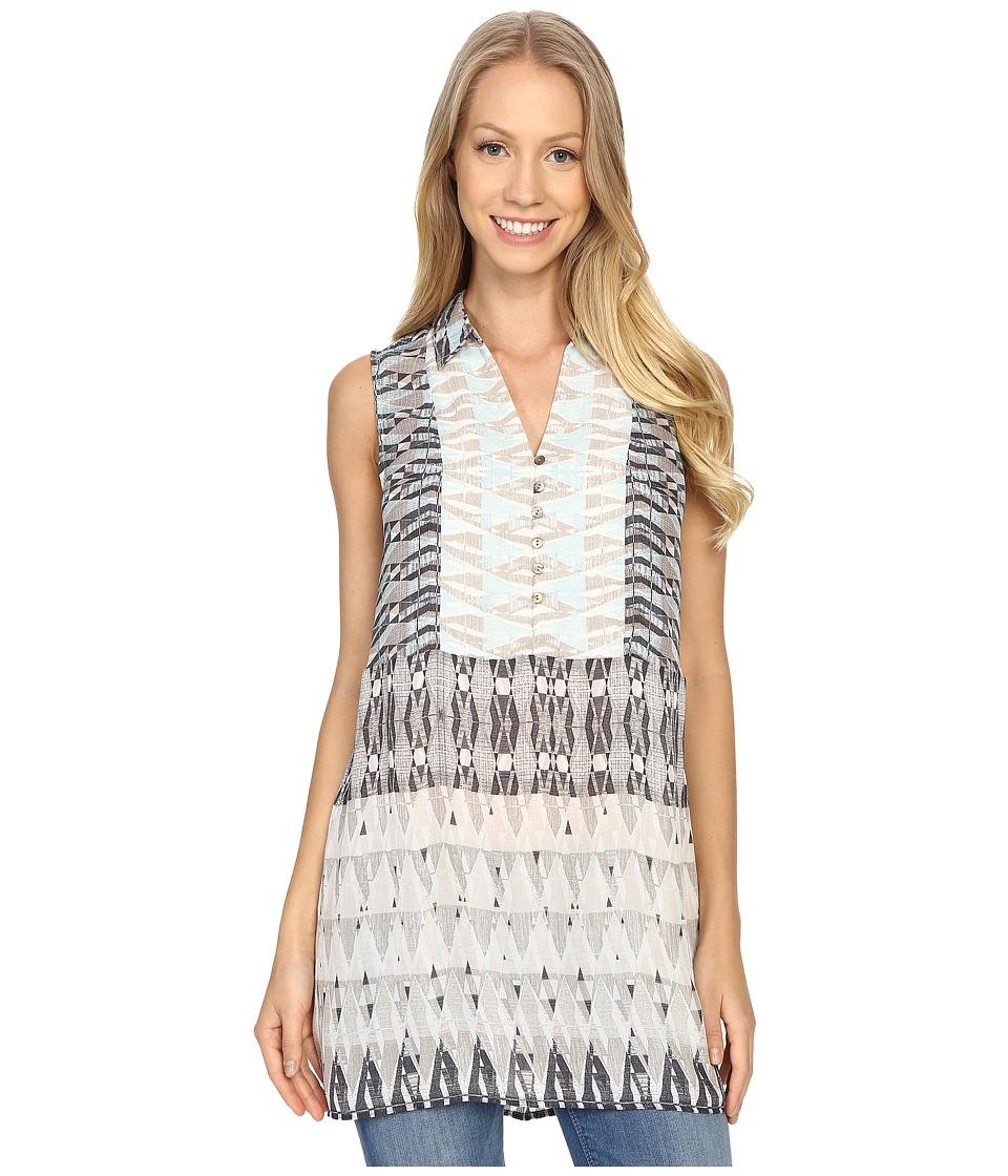NIC+ZOE - Mosaic Tunic Layer (Multi) Women's Clothing