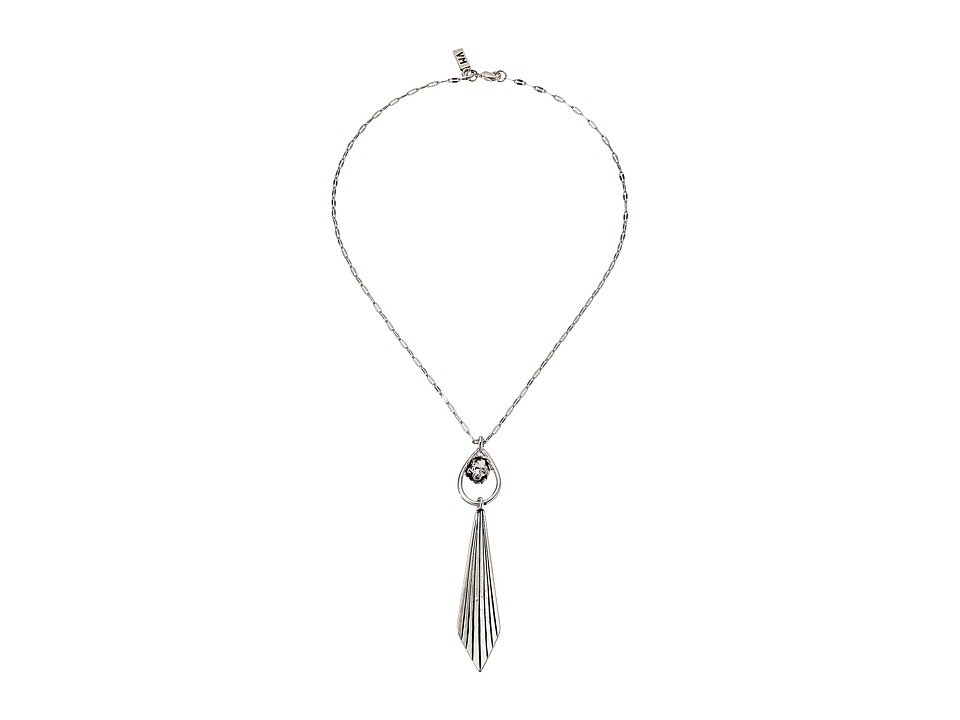 Vanessa Mooney - The Morrison Necklace (Silver) Necklace