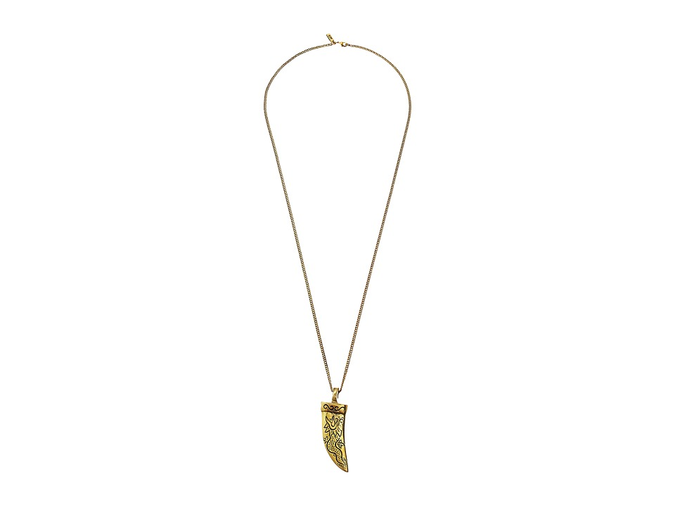 Vanessa Mooney - The Faith Necklace (Gold) Necklace