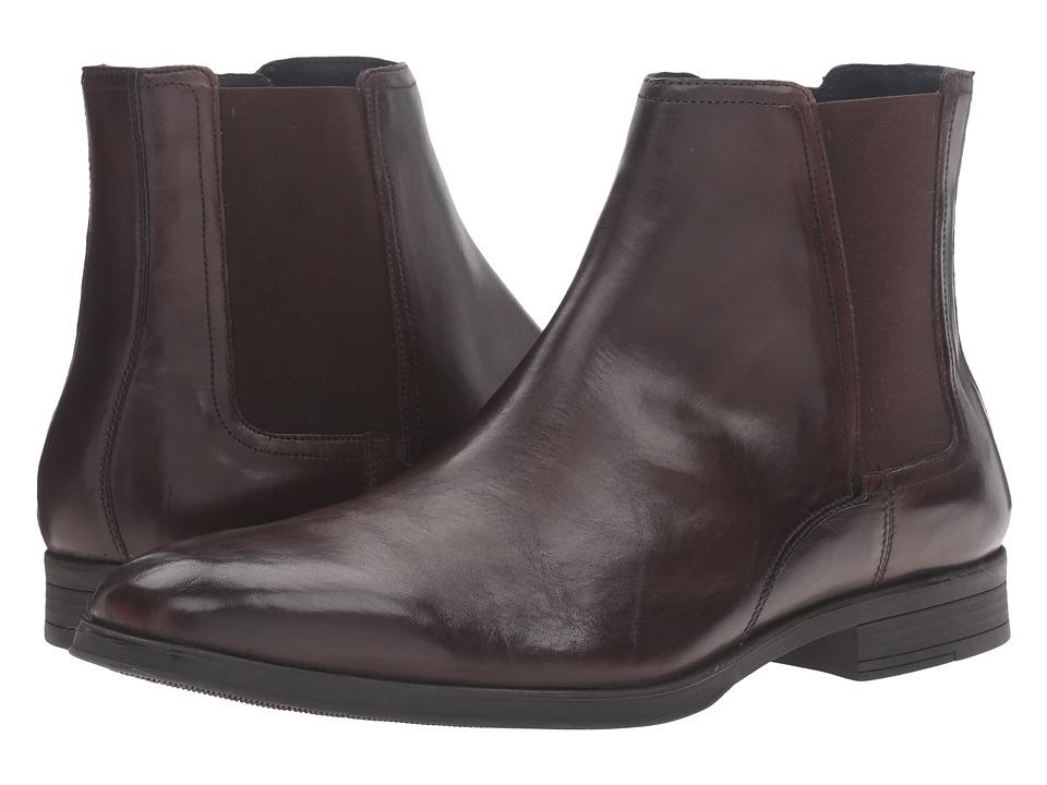 Cole Haan - Montgomery Zip Chelsea (Chestnut) Men's Boots