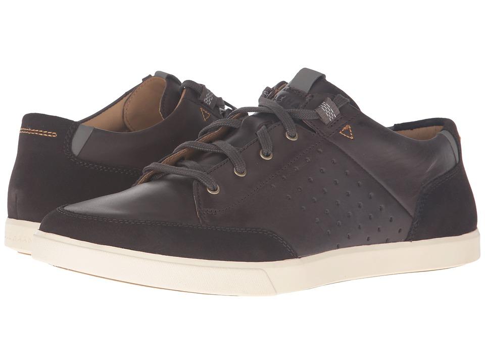 Cole Haan - Owen Sport Ox (Dark Roast) Men's Lace up casual Shoes