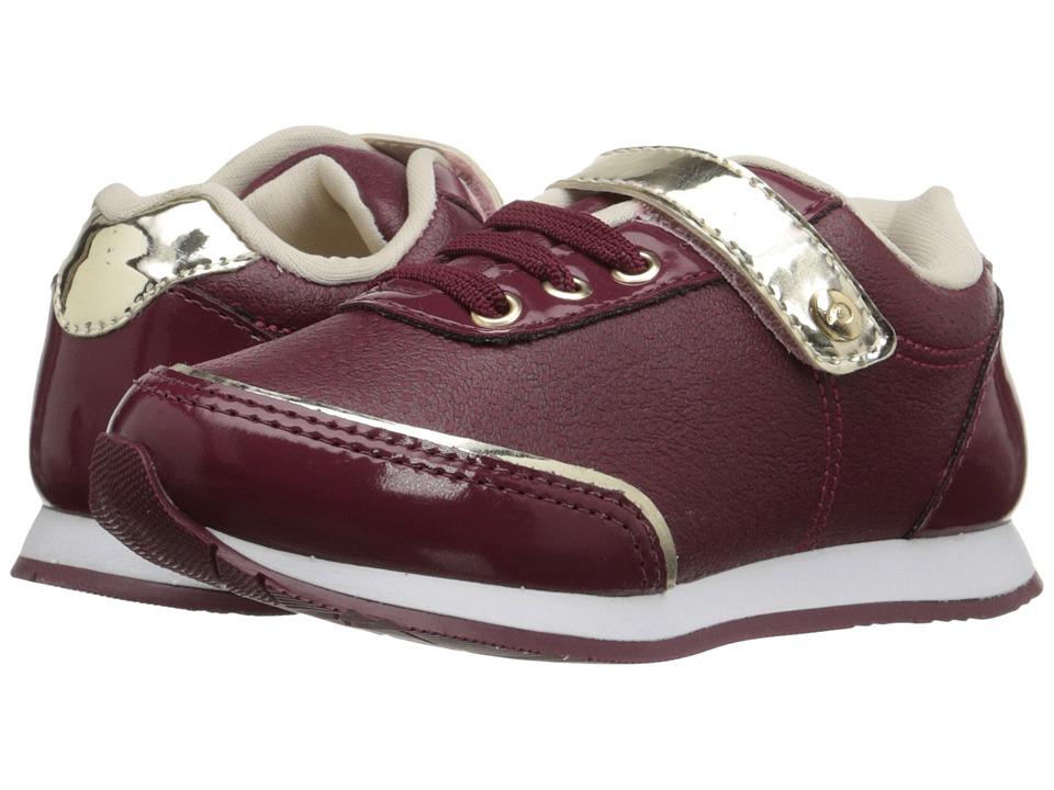 Pampili - Joy 106.038 (Toddler/Little Kid/Big Kid) (Cherry) Girl's Shoes