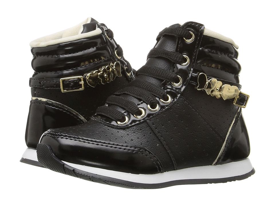 Pampili - Joy 106.039 (Toddler/Little Kid/Big Kid) (Black) Girl's Shoes