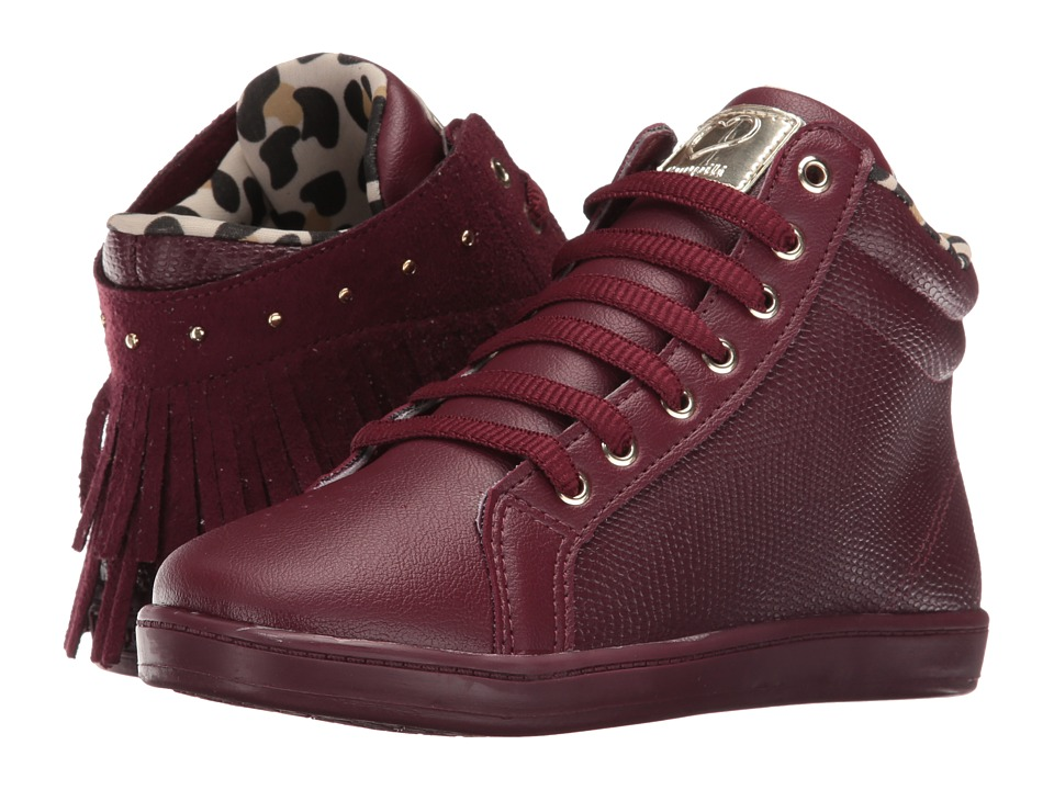 Pampili - Miss 117.019 (Little Kid/Big Kid) (Cherry) Girl's Shoes