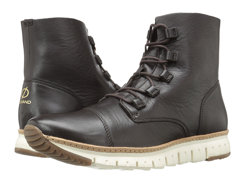 Cole Haan Zerogrand Cap Toe Boot (Java) Men