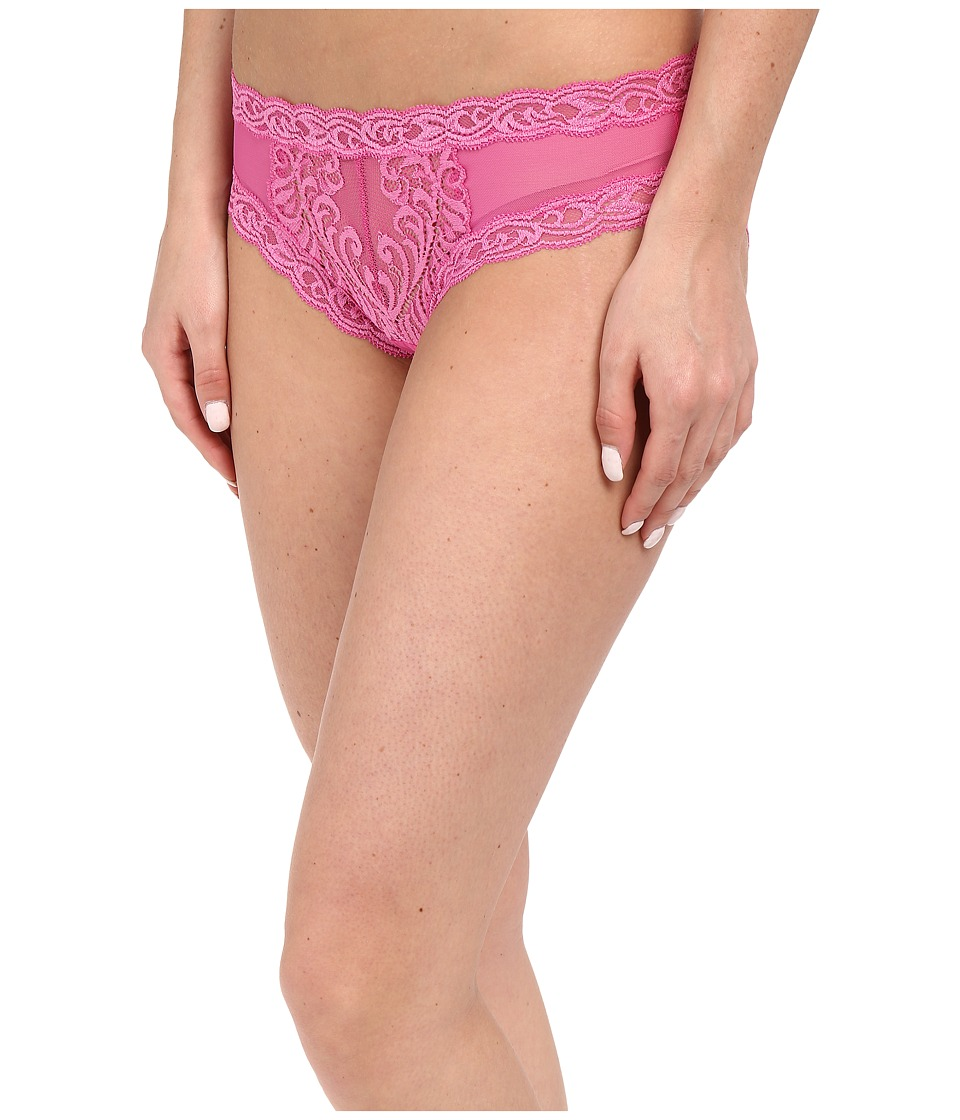 Natori - Feathers Hipster (Tropical Pink) Women's Underwear