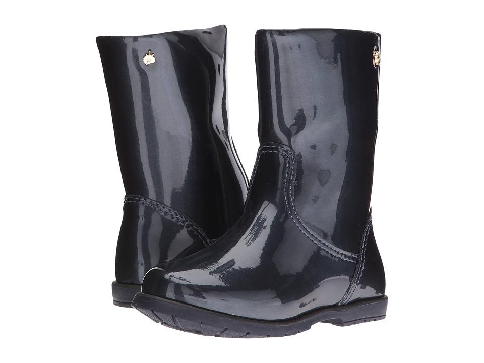 Pampili - Rubi 141.006 (Toddler/Little Kid) (Navy Blue) Girl's Shoes