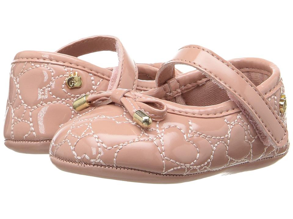 Pampili - Nina 379.489 (Infant/Toddler) (Pink) Girl's Shoes