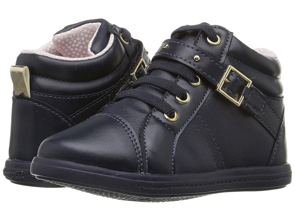 Pampili - Sneaker Bebe 402.073 (Toddler/Little Kid) (Blue) Girl's Shoes