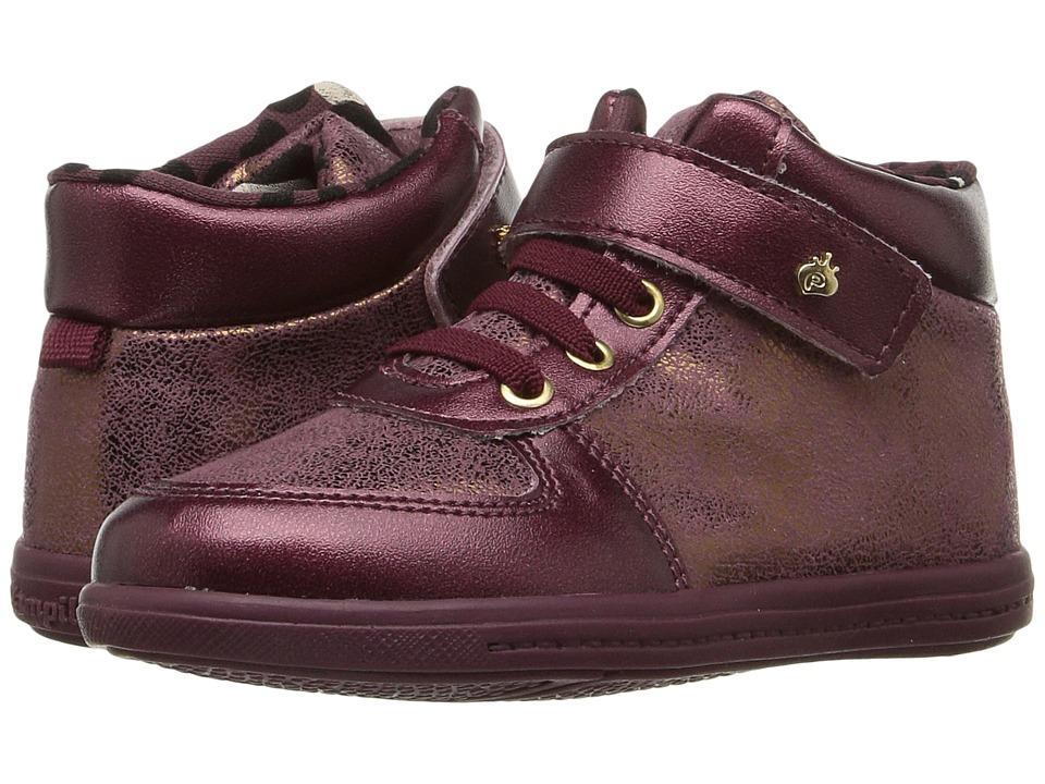 Pampili Sneaker Bebe 402.069 (Toddler/Little Kid) (Cherry) Girl