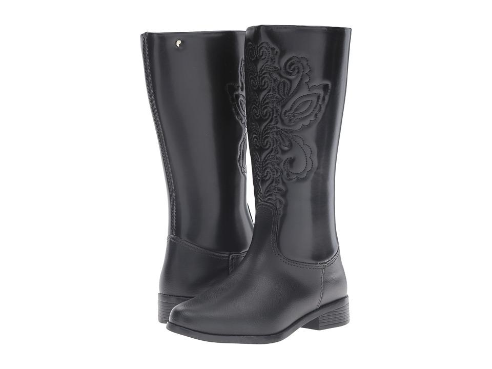 Pampili - Safira 279.036 (Little Kid/Big Kid) (Black) Girl's Shoes