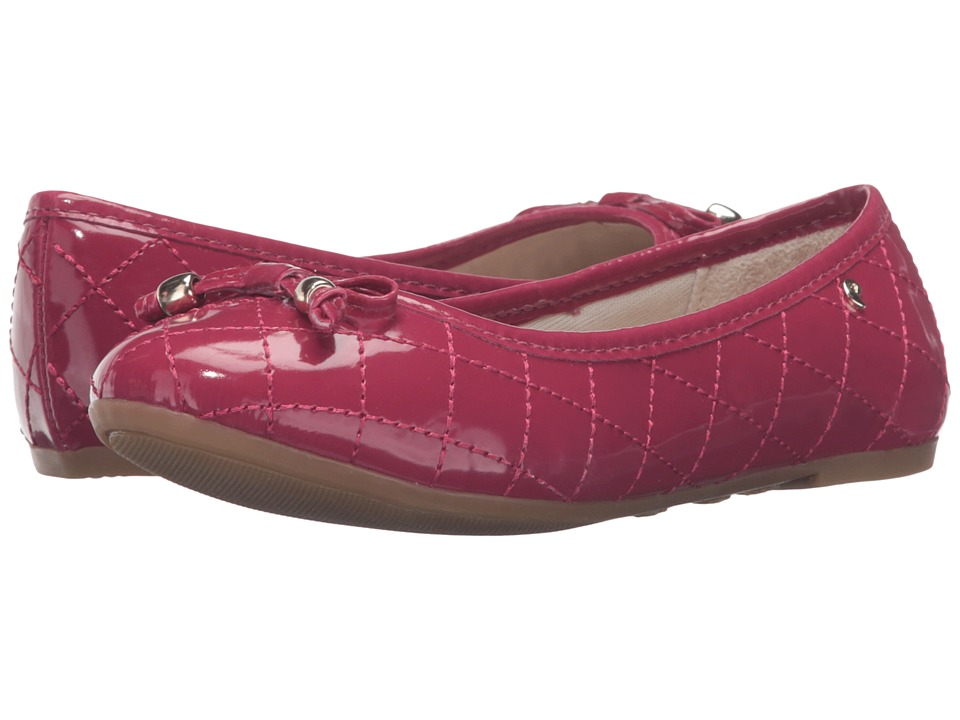 Pampili - Slim 211.074 (Little Kid/Big Kid) (Cherry) Girl's Shoes