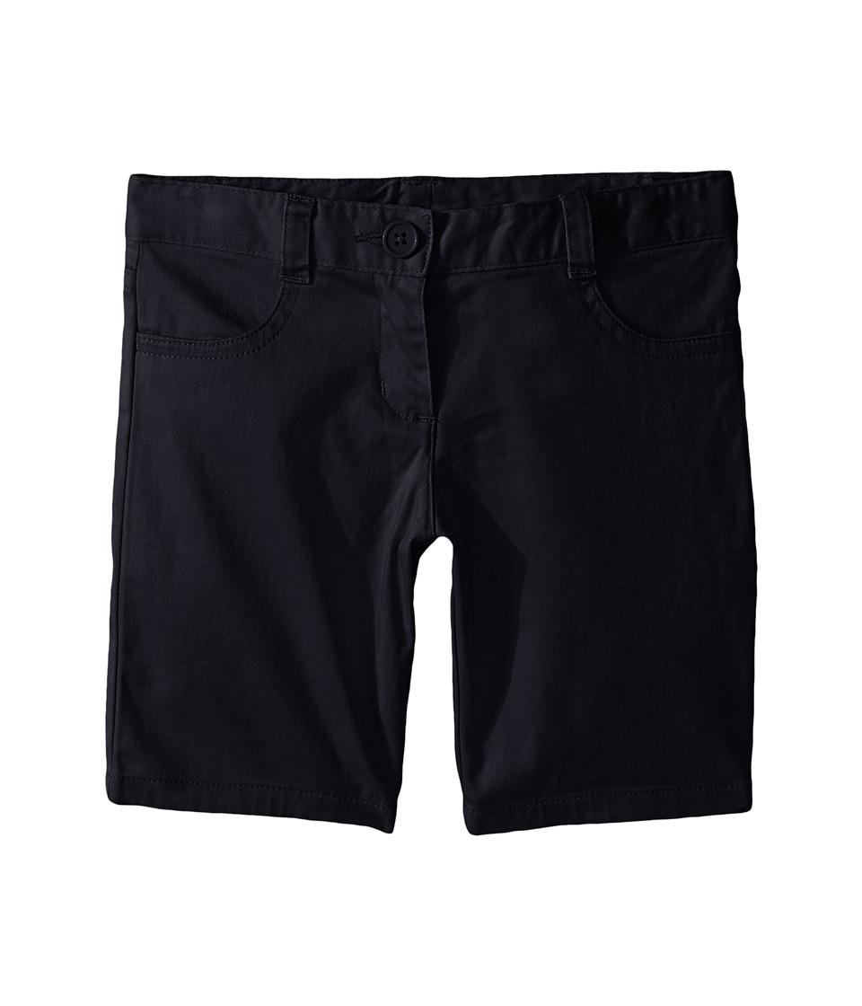 Nautica Kids - Five-Pocket Shorts (Little Kids) (Su Navy) Girl's Shorts