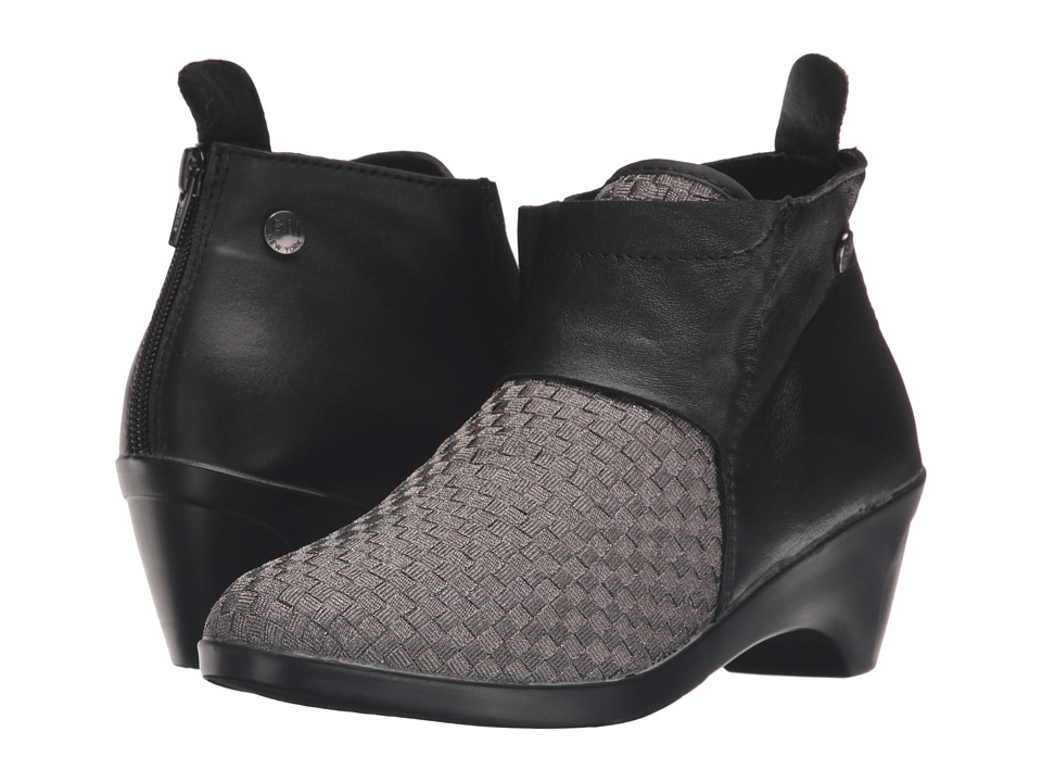 bernie mev. - Zen Celine (Gunmetal) Women's 1-2 inch heel Shoes