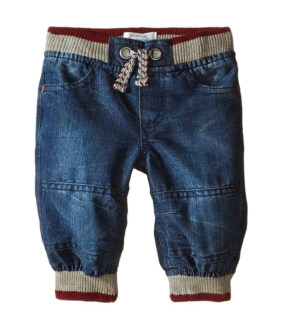 Pumpkin Patch Kids - Banana Leg Jeans (Infant) (Denim) Boy's Jeans