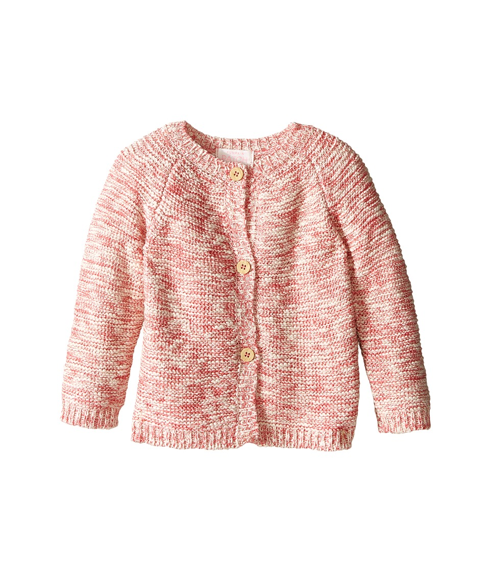 Pumpkin Patch Kids - Chunky Cardigan (Infant) (Rapture Rose) Girl's Sweater
