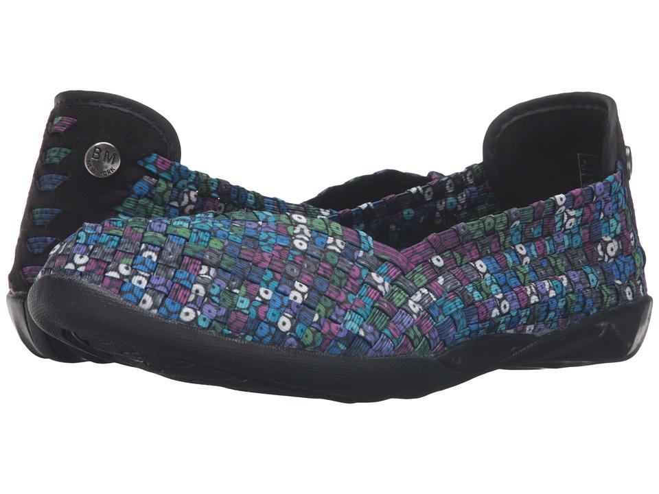 bernie mev. - Catwalk (Sapphire) Women's Slip on Shoes