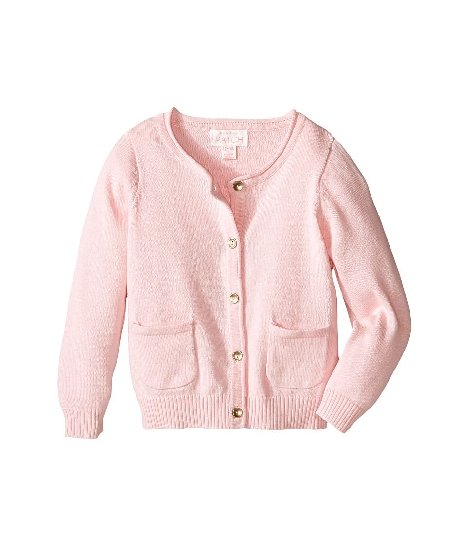 Pumpkin Patch Kids - Carly Rose Cardigan (Infant/Toddler/Little Kids/Big Kids) (Orchid Pink) Girl's Sweater