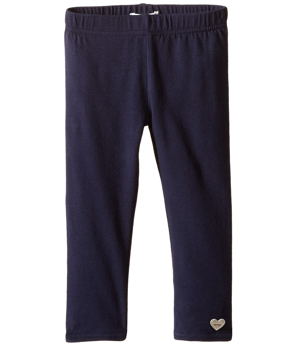 Pumpkin Patch Kids - Lana Full Length Leggings (Infant/Toddler/Little Kids/Big Kids) (Blue Night) Girl's Casual Pants