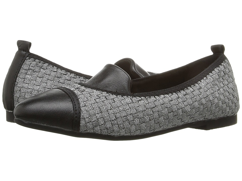 bernie mev. Sola (Pewter/Black Leather) Women
