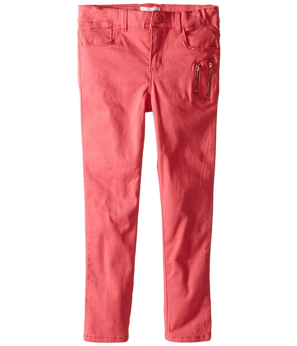 Pumpkin Patch Kids - Coloured Stretch Jeans (Infant/Toddler/Little Kids) (Rapture Rose) Girl's Jeans