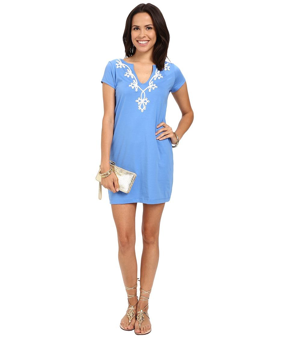 Lilly Pulitzer - Brewster Dress (Bay Blue) Women's Dress