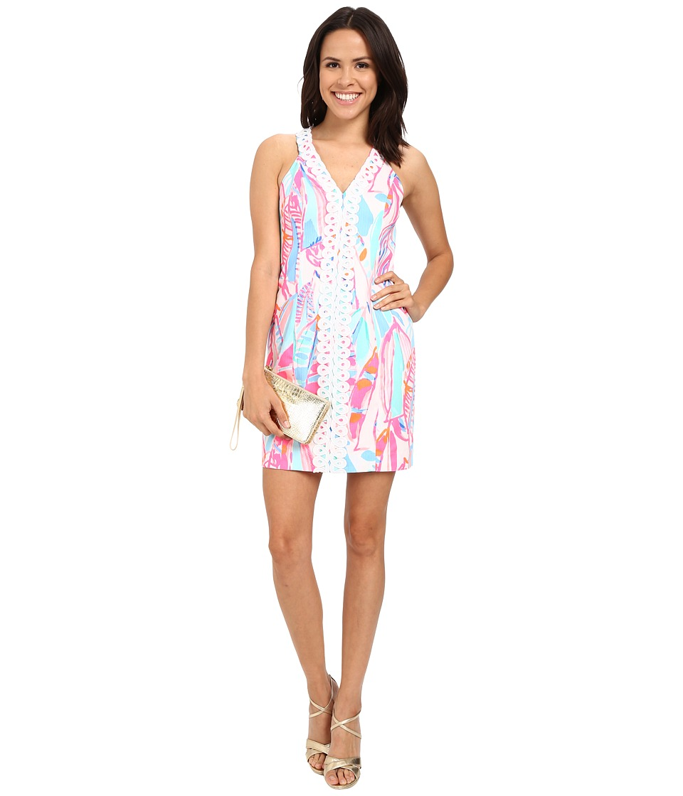 Lilly Pulitzer - Lynne Shift Dress (Multi Out To Sea) Women's Dress