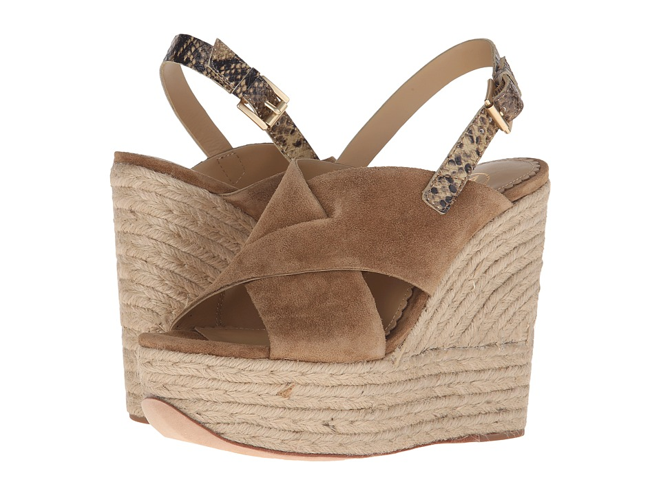 ASH - Borneo (Wilde/Desert) Women's Wedge Shoes