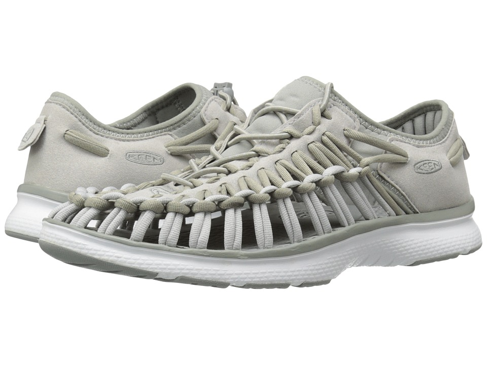 Keen - Uneek O2 (Vapor/White) Women's Shoes