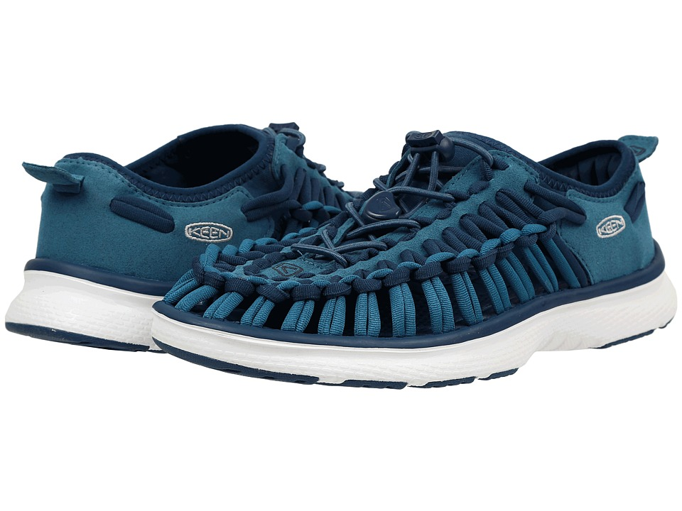 Keen - Uneek O2 (Ink Blue/White) Women's Shoes