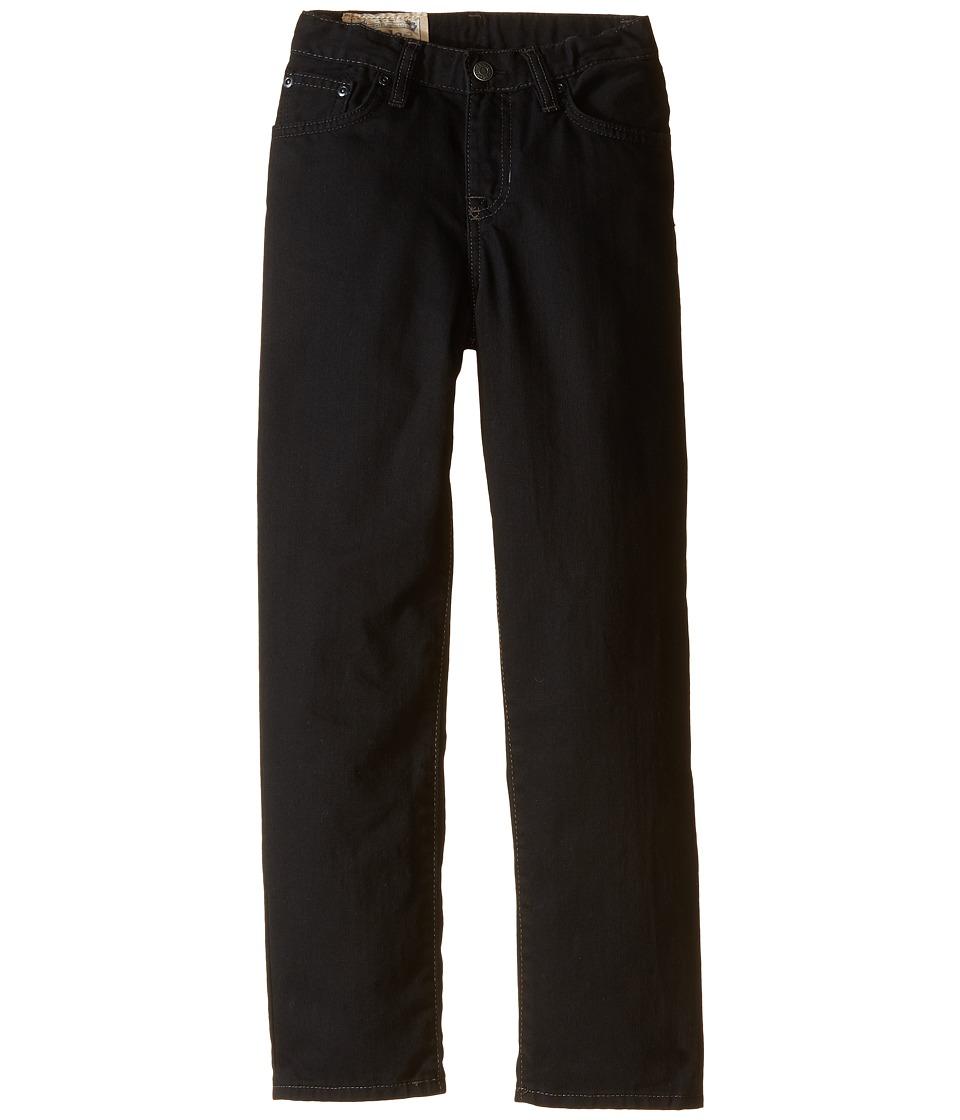Polo Ralph Lauren Kids - Slim Fit Jeans (Little Kids) (Baker Black Wash) Boy's Jeans