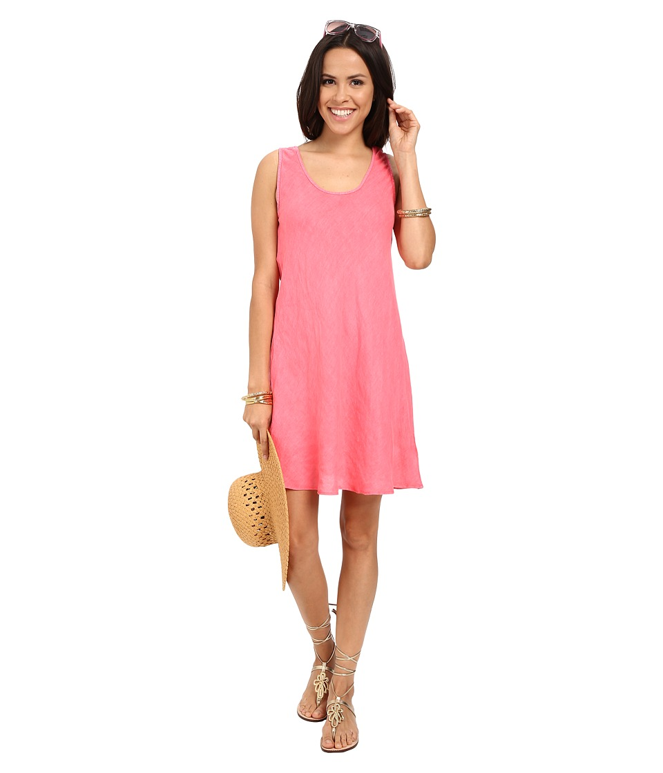Lilly Pulitzer - Patterson Dress (Hot Coral) Women's Dress
