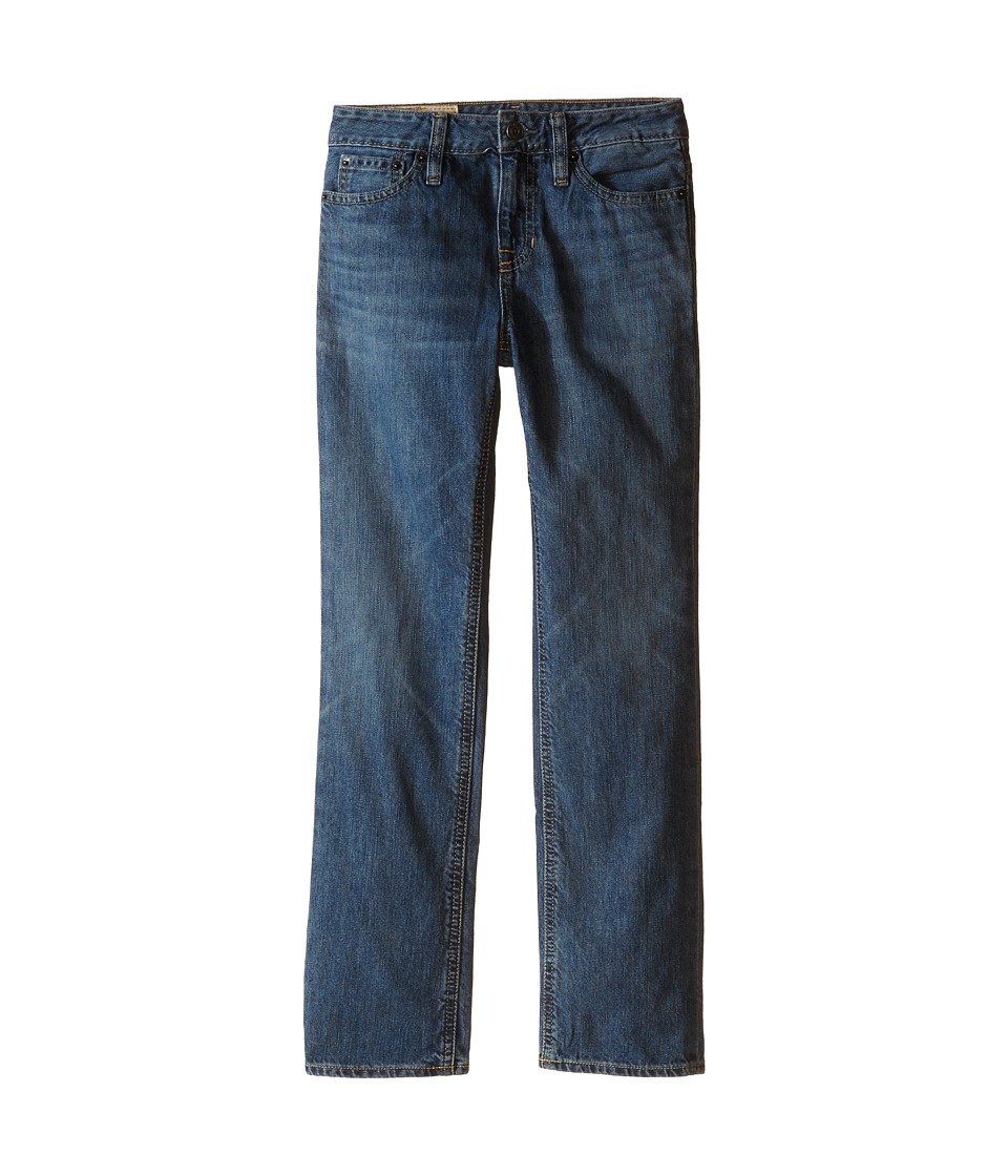Polo Ralph Lauren Kids - Slim Fit Jeans (Big Kids) (Bank Wash) Boy's Jeans