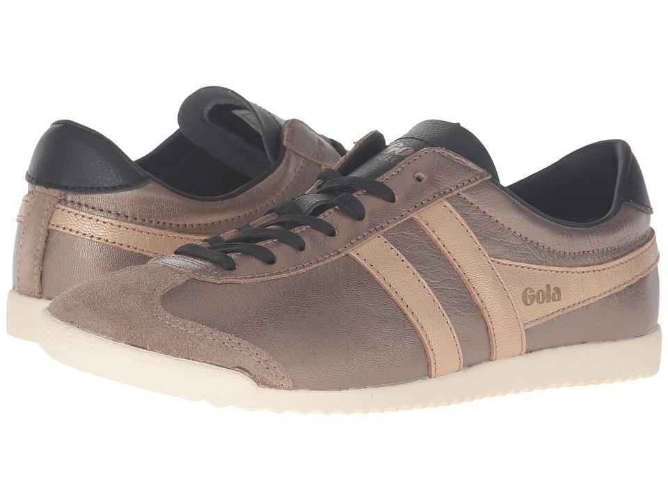 Gola - Bullet Metallic (Pewter/Gold) Women's Shoes