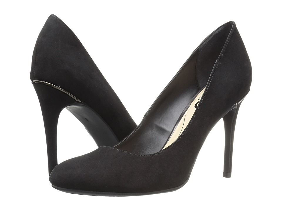 Circus by Sam Edelman - Cecila (Black Microsuede) Women's Shoes