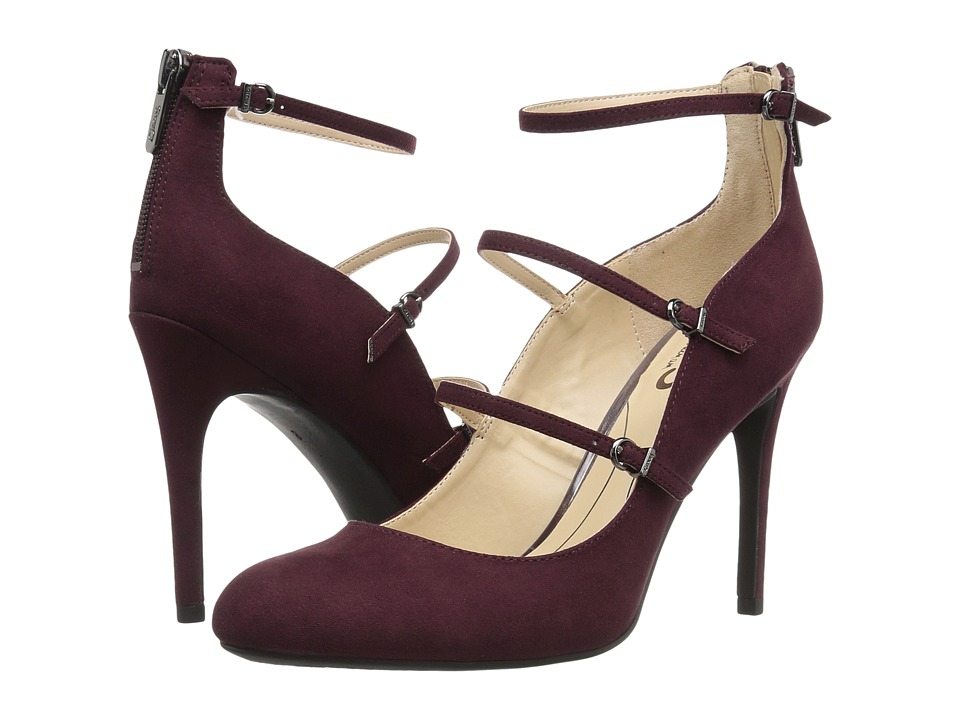 Circus by Sam Edelman Chrissy (Port Wine Microsuede) Women